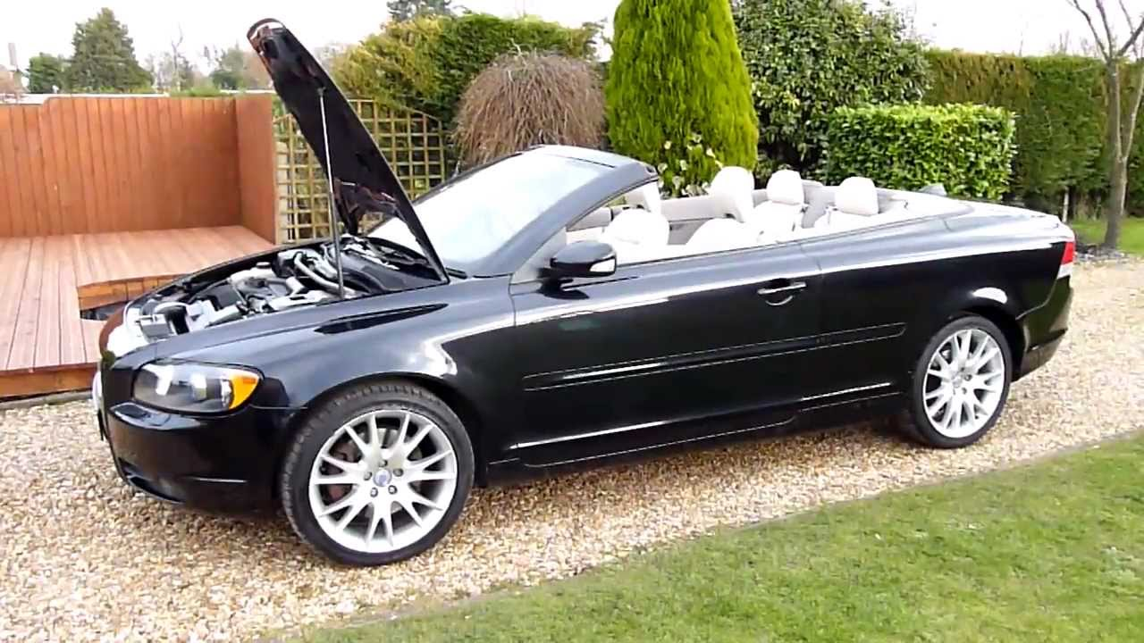 Review 2006 Volvo C70 2.5 T5 CC Auto Convertible For Sale SDSC Specialist Cars Cambridge